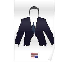 Pres. Underwood Poster