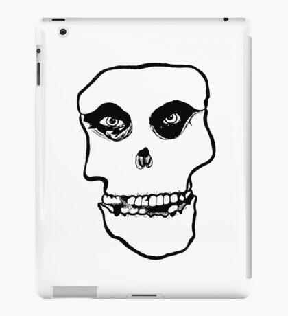 crimson ghost iPad Case/Skin