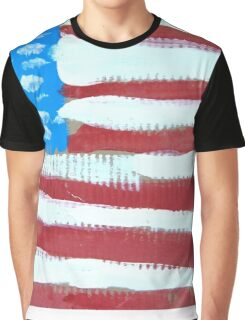 me peterson designs | oh, America Graphic T-Shirt