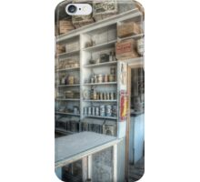 The General Store, Bodie Ghost Town iPhone Case/Skin