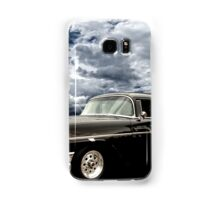 Stormy Chevy at Roy's on Route 66 Samsung Galaxy Case/Skin