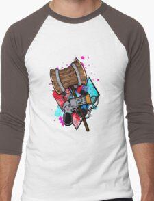 The Psycho Men's Baseball ¾ T-Shirt