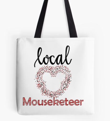 Local Mouseketeer Tote Bag