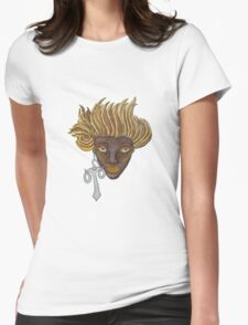 Dragmystique Womens Fitted T-Shirt
