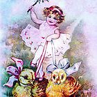 EASTER GREETINGS 3 by Tammera