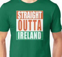Straight Outta Ireland Unisex T-Shirt