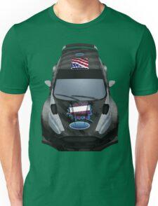 Ken Block Ford Fiesta (2016) RX43 Unisex T-Shirt