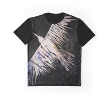 Corvid Lino Cut Print Graphic T-Shirt