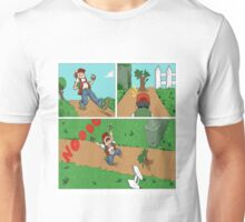 we all know the horror Unisex T-Shirt