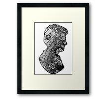 Castiel Novak  Framed Print