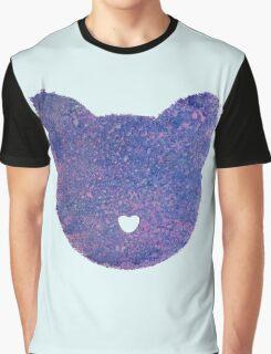 Heart Cat Graphic T-Shirt