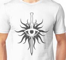 Dragon Age Inquisition Logo Unisex T-Shirt