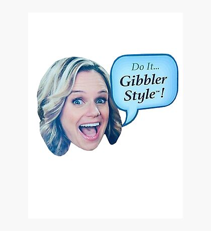 Fuller House - Do it Gibbler Style Photographic Print