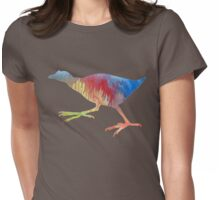 Gallinule Womens Fitted T-Shirt