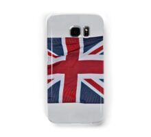 Union Flag Flying Samsung Galaxy Case/Skin