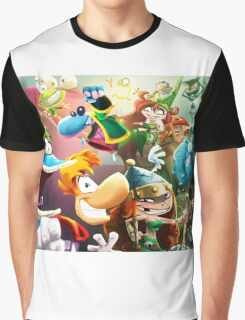 Rayman Graphic T-Shirt