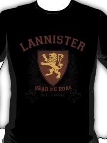 Lannister University T-Shirt