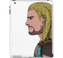 Kris' Profile iPad Case/Skin