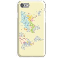 We Are All Writers iPhone Case/Skin