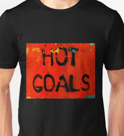 Hot Goals Unisex T-Shirt