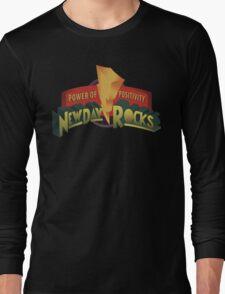 New Day Power Rocks WWE Long Sleeve T-Shirt
