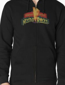 New Day Power Rocks WWE T-Shirt
