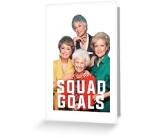 The Golden Squad Greeting Card