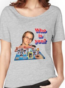 Who is you? Armada SSBM Guess who Women's Relaxed Fit T-Shirt