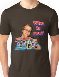 Who is you? Armada SSBM Guess who Unisex T-Shirt
