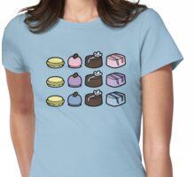 Sweet Dozen Womens Fitted T-Shirt
