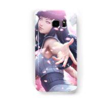 Hinata Hyuga Samsung Galaxy Case/Skin