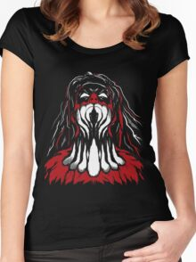 Demonic Rise Balor Women's Fitted Scoop T-Shirt