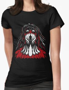 Demonic Rise Balor Womens Fitted T-Shirt