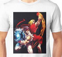 Ken and Ryu  Unisex T-Shirt