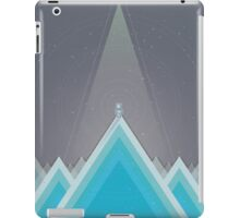 Space Man Blue  iPad Case/Skin
