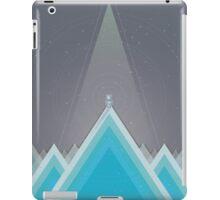 Space Man Blue  iPad Case/Skin