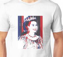 Young Queen Elizabeth II Unisex T-Shirt