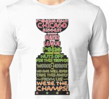 Crawford 2013 Stanley Cup Parade Speech - Color Outline Unisex T-Shirt