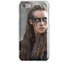 Lexa - The 100 - Season 3 iPhone Case/Skin
