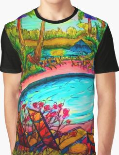 colors of paradise Graphic T-Shirt
