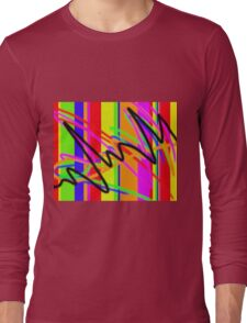 Hearbeat Of Colour Long Sleeve T-Shirt