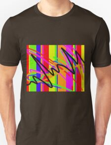 Hearbeat Of Colour Unisex T-Shirt