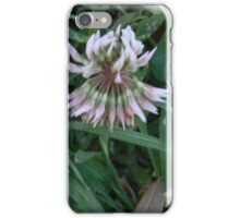 Clover Wakes Up! iPhone Case/Skin