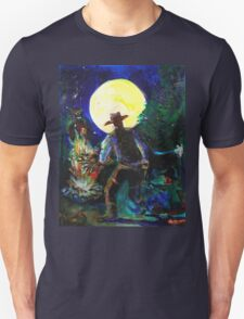 Grizzly Moon Unisex T-Shirt