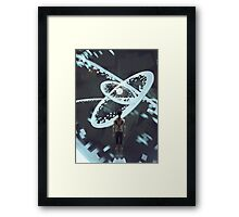 Infinite Light Framed Print