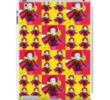 Lively Lizzie Blocks  iPad Case/Skin