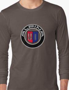 alpina retro Long Sleeve T-Shirt