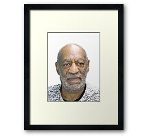 Bing Cosby Framed Print