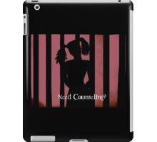 Need Counseling? iPad Case/Skin