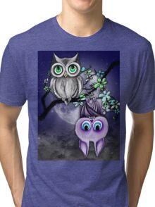 Opposites Attract Tri-blend T-Shirt